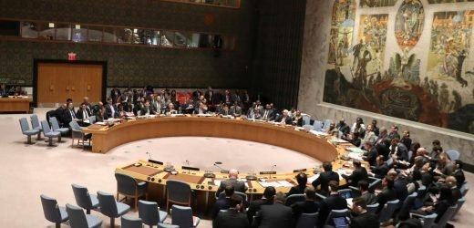 U.N. Security Council to vote on rival U.S., Russian proposals on Venezuela