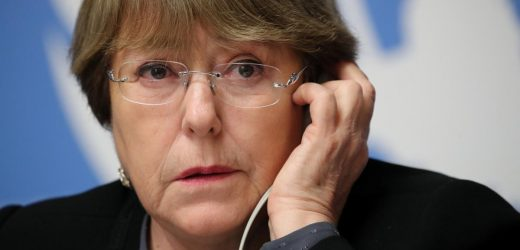 Two hundred families trapped by Islamic State in Syria: U.N. rights chief