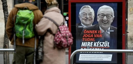 EU Commission strikes back at Hungarian migration campaign 'fiction'