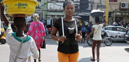 Nigeria's election: young voters, old candidates