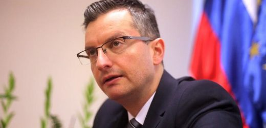Slovenian PM says government in talks to secure support for budget