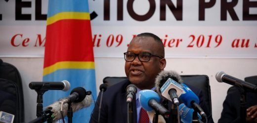 U.S. slaps travel curbs on DR Congo election officials for abuses