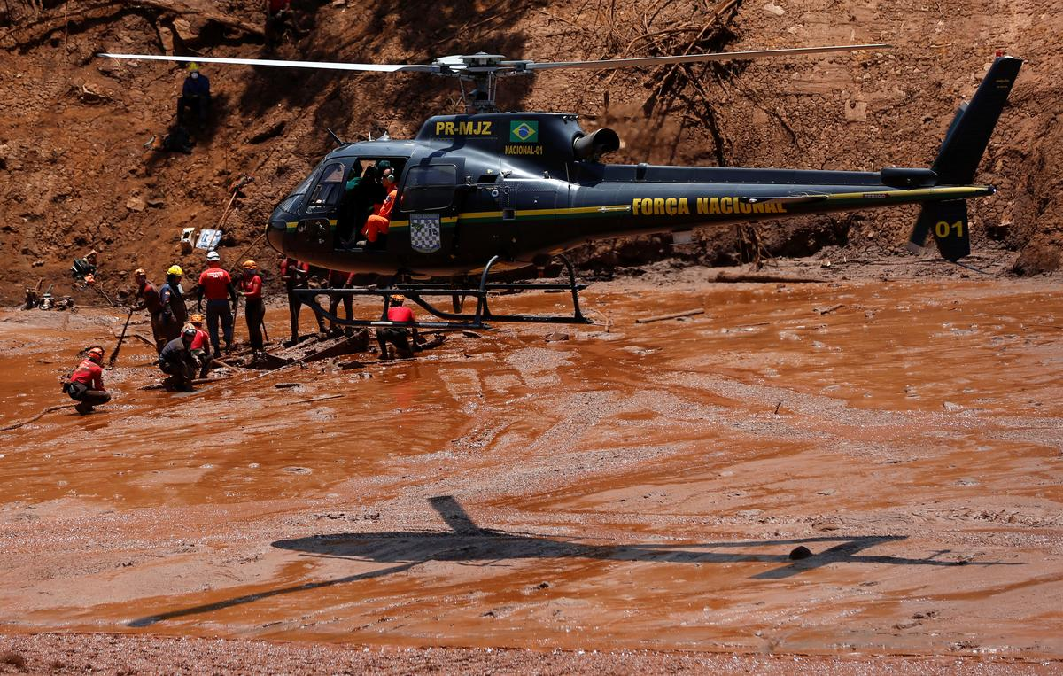 Brazil's Vale must change behavior after deadly dam bursts -solicitor general