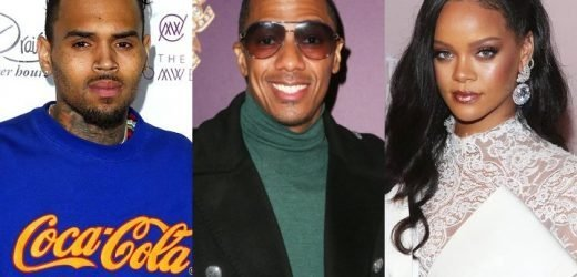 Chris Brown Thinks Nick Cannon Crosses the Line by Flirting With Rihanna on Instagram