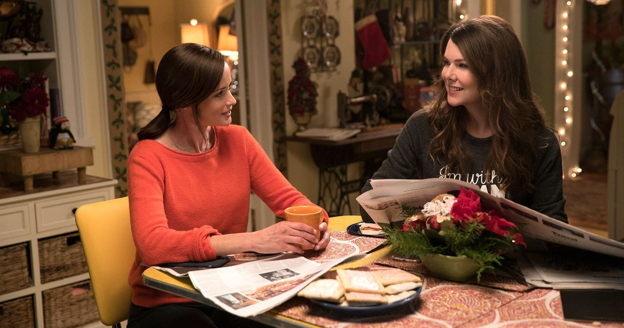 Lorelai Gilmore's Best Moments: Rory, Luke, Paul Anka!