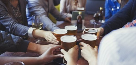 Pubs with an all-day licence down 19%