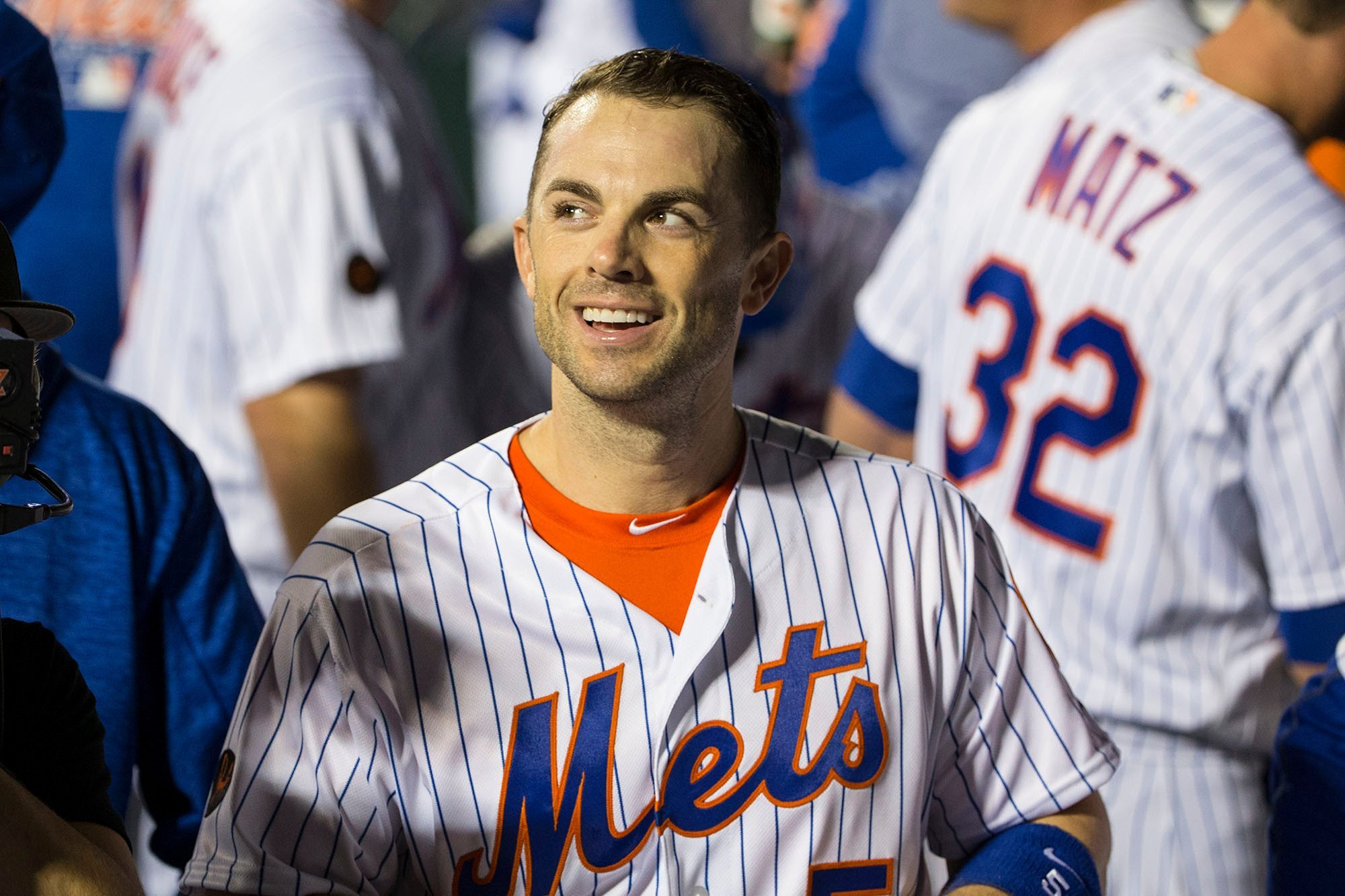 A look inside David Wright's new Mets reality