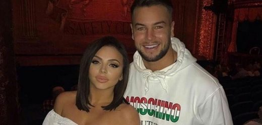 Chris Hughes reveals weird pet name for Jesy Nelson as she flaunts abs on date