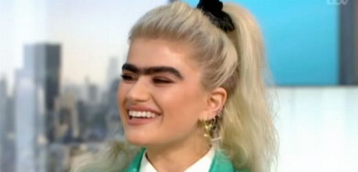 Monobrow model shocks GMB fans after saying she gets death threats over brows