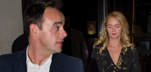 Ant McPartlin takes Anne-Marie Corbett on date amid rumours of 'proposal plans'