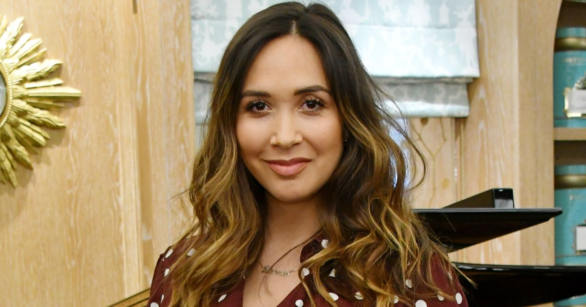 Pregnant Myleene Klass hailed as one of 'the most influential women in business'