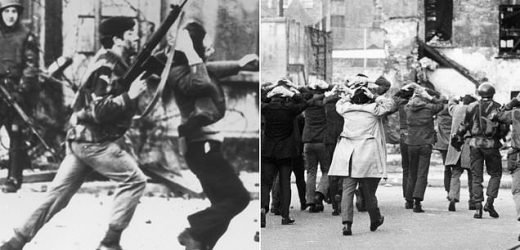 Army veterans involved in Bloody Sunday 'could be charged' this month