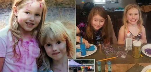 Search for two missing sisters who vanished from California home