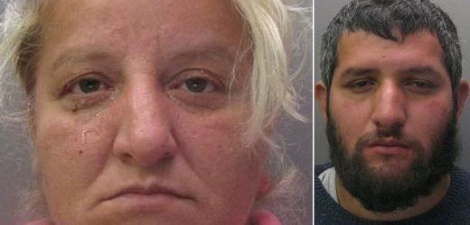 Mother and son jailed for keeping two Slovakian men as 'slaves'