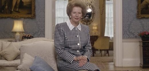 Revealed: Thatcher dropped plans to sack Howe before he turned on her