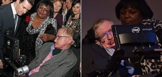 Stephen Hawking's nurse of 15 years suspended over his care