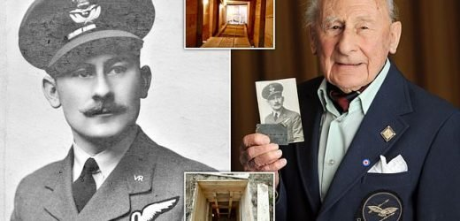 Last surviving Great Escape hero dies aged 101