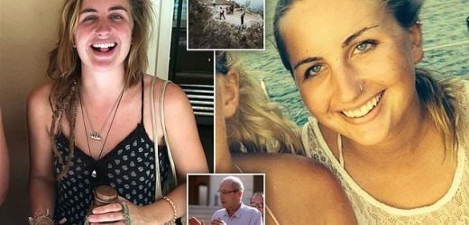 British backpacker dead on Guatemala mountainside died of brain injury