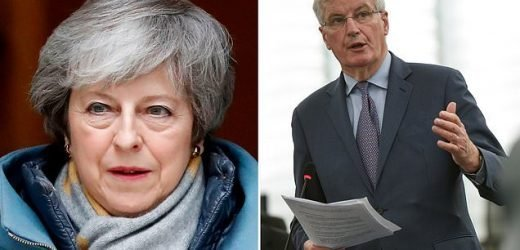 PM faces begging the EU for an expensive Brexit delay