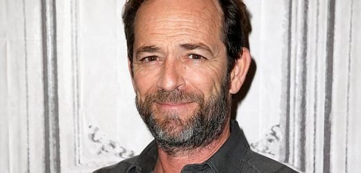 Luke Perry 'is not buried in Tennessee'