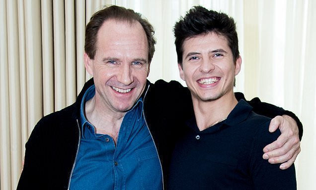 BAZ BAMIGBOYE: Ralph Fiennes wins access to the Rembrandt room