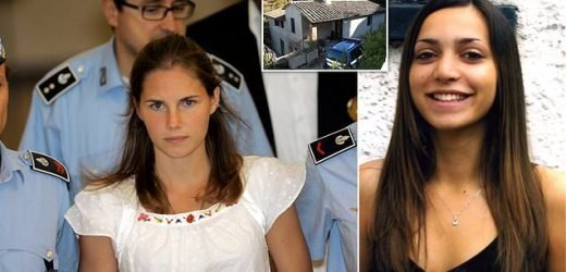Amanda Knox reveals she will 'face her fears' and return to Italy