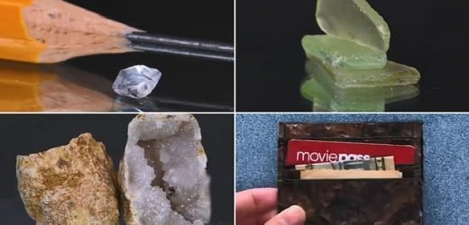 Video show how a microwave can be used for science experiments