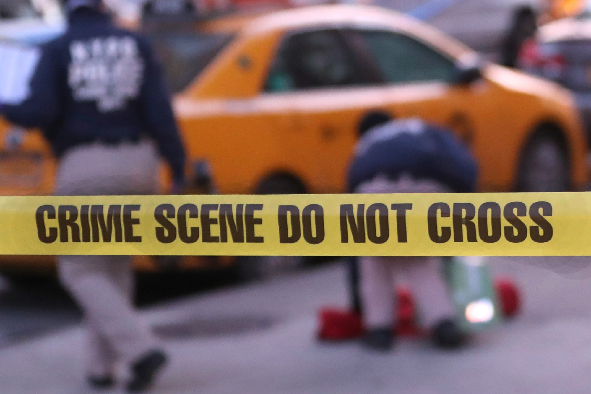 Murders up 30 percent in New York City this year