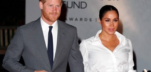 Queen vetoes Prince Harry and Meghan Markle's philanthropy plans