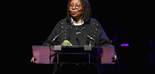 Whoopi Goldberg is on a mission to legalize weed in New Jersey