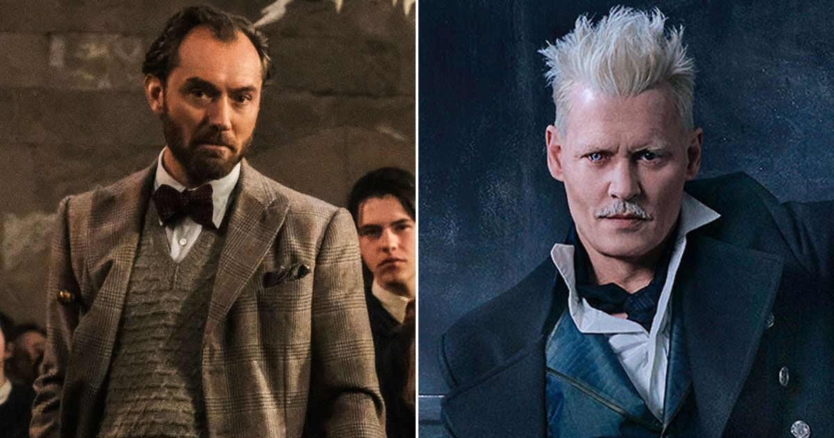 JK Rowling confirms Dumbledore and Grindelwald were in a sexual relationship
