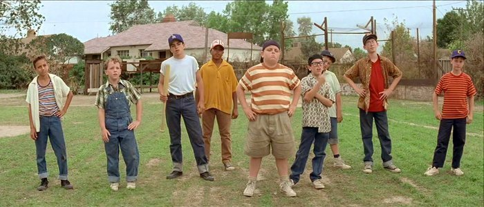 'The Sandlot' Sequel Series Has a Two Season Order With the Original Cast Returning