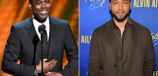 Chris Rock rips Jussie Smollett at NAACP Image Awards