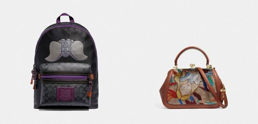 These Adorable Coach x Disney Bags Are Absolutely Worth Splurging On
