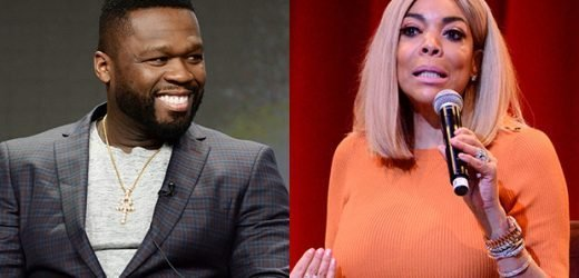 50 Cent Slams Wendy Williams & Calls Her A 'Crack Head' After She Admits To Relapse