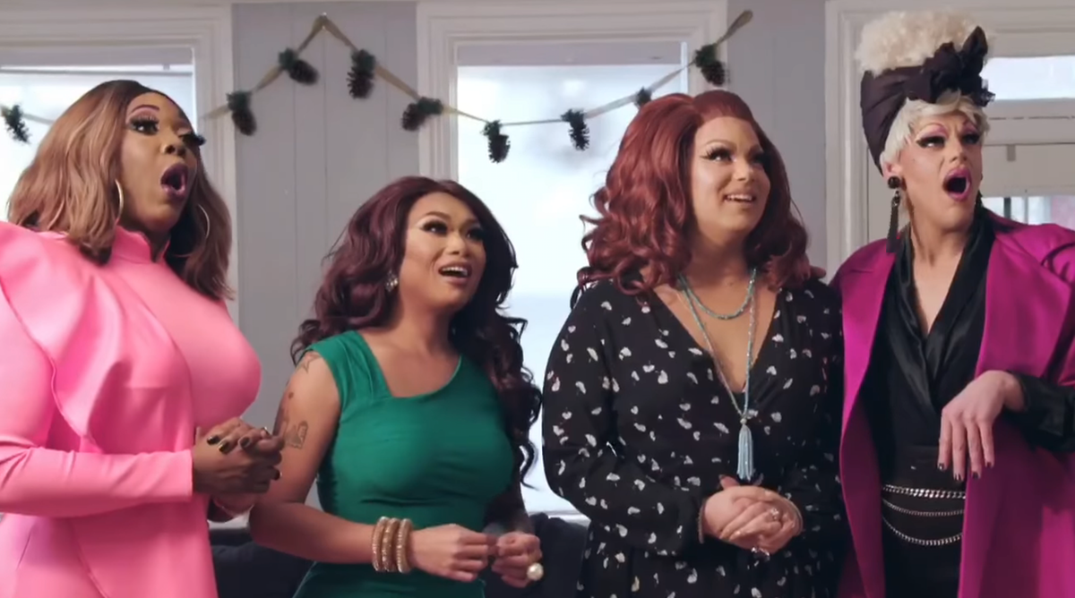 Attention, 'Drag Race' Fans: This New TLC Special Features Some Of Your Favorite Queens