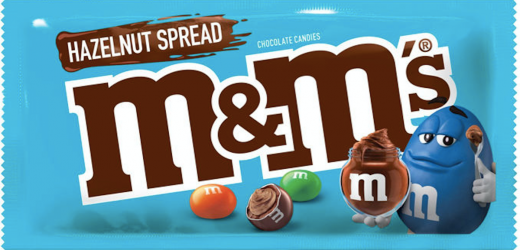 M&M's Is Launching A Flavor That Tastes Just Like NUTELLA