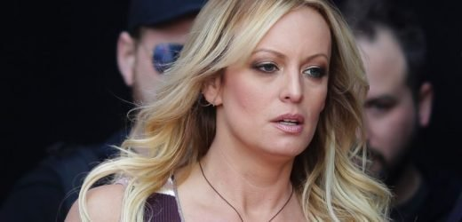 Stormy Daniels loses her case against Trump
