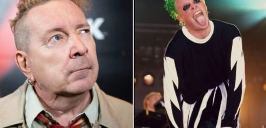 Prodigy frontman Keith Flint 'got destroyed because nobody loved him', Sex Pistols star John Lydon says