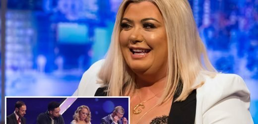 Dancing On Ice cast 'baffled' Gemma Collins has unfollowed them on social media but didn't dare ask her about it in case she pulled out of final