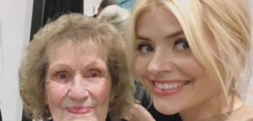 Heartbroken Holly Willoughby reveals her nan has died as she misses This Morning to attend funeral