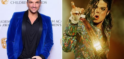 Peter Andre reveals he hasn't watched Leaving Neverland as he's too scared it'll 'break my heart'