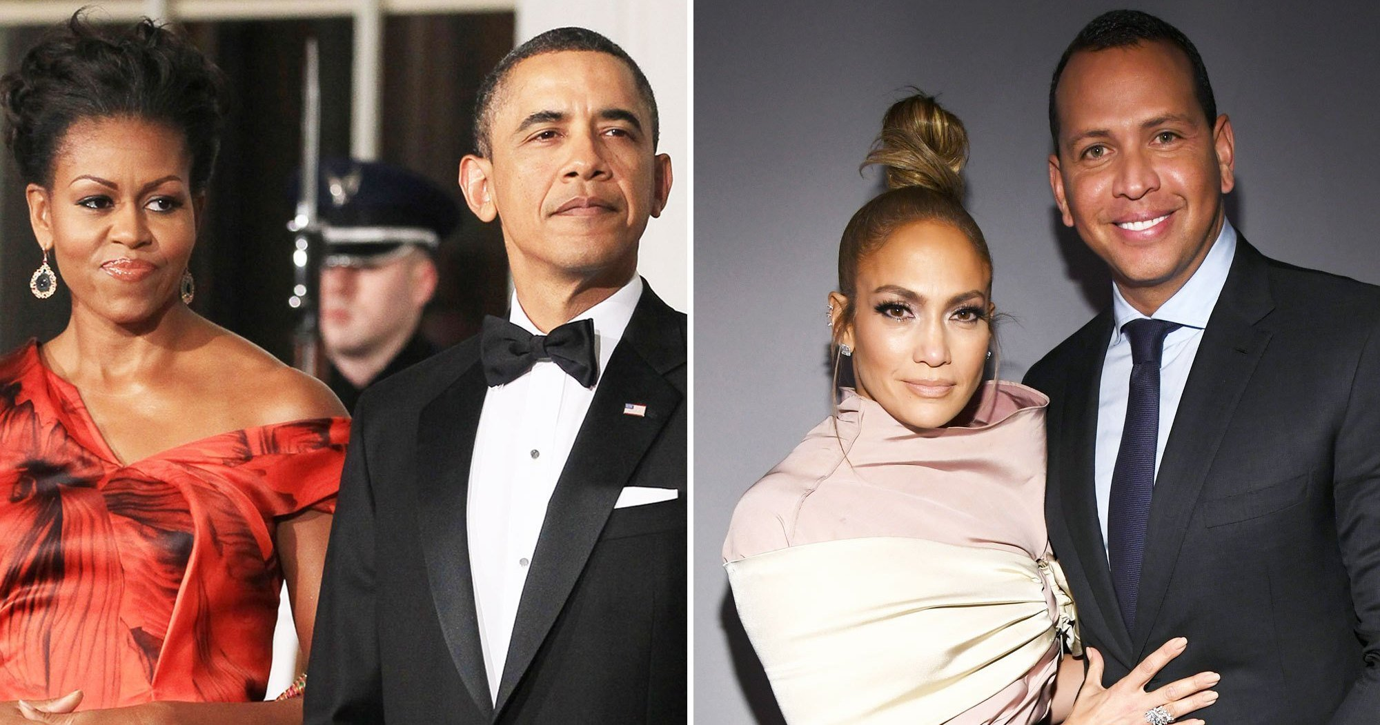 See the Obamas' Handwritten Note to Newly Engaged J. Lo and A-Rod