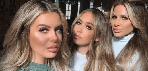 Brielle Biermann Pokes Fun at Family Plastic Surgery Rumors: '3 for 1 Special'
