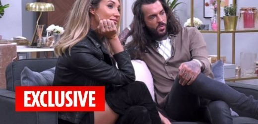 Megan McKenna chooses to take Tom to Tenerife while ex Pete Wicks gets 'pied' by his first choice