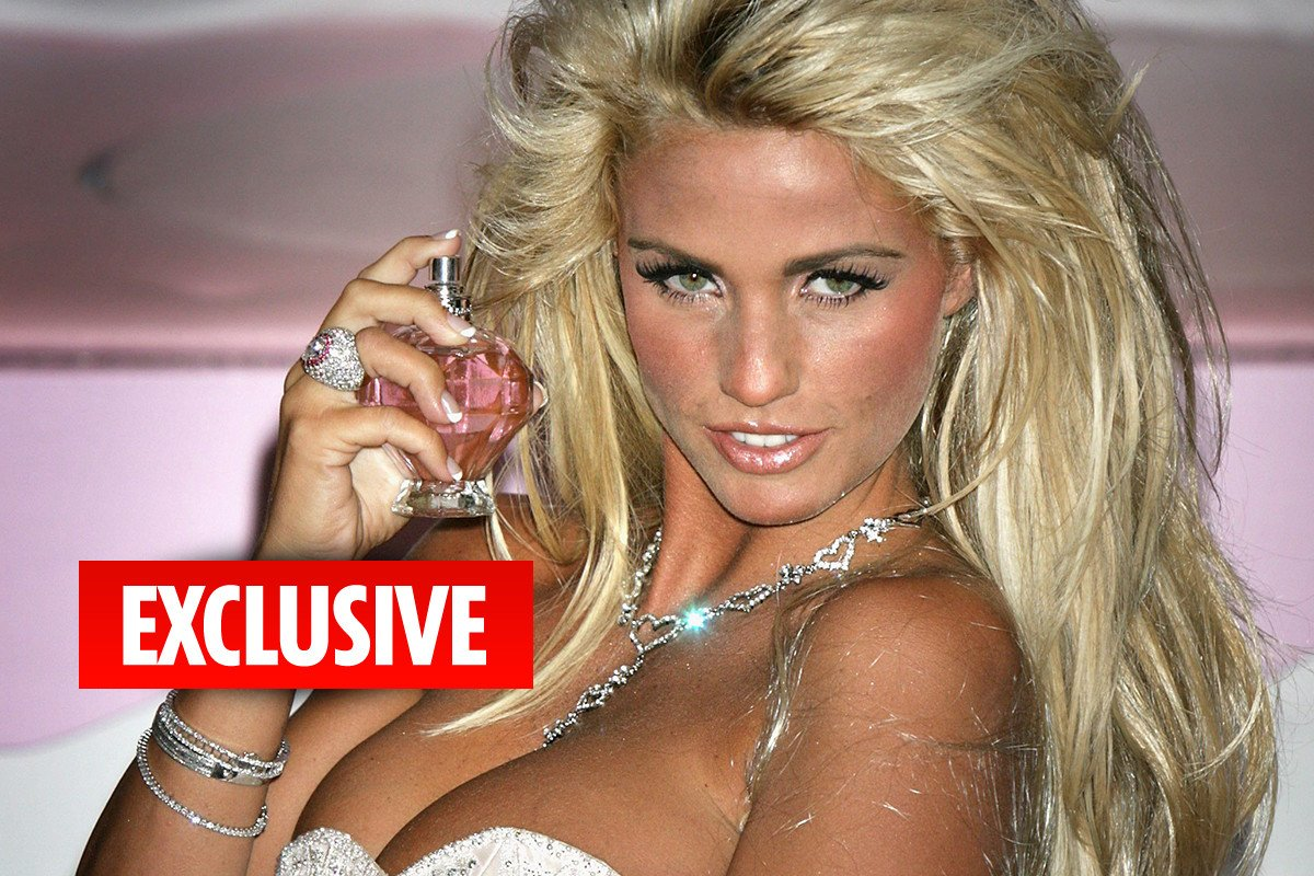 Skint Katie Price demands £132,000 from perfume company after they went broke without paying her
