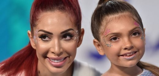 Fans Can't Believe 'Teen Mom' Farrah Abraham's Daughter, Sophia, Recently Said This on Instagram Live