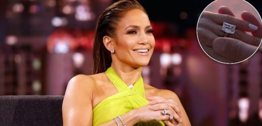 All the Details on J. Lo's $1.4 Million Engagement Ring Fom A-Rod!