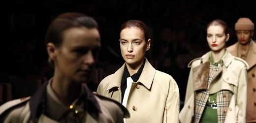 After Banning Fur, Burberry Plans to Eliminate Plastic By 2025