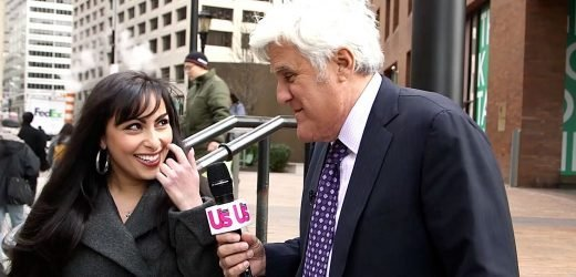 Watch Jay Leno Stump NYC in Us Weekly's Celeb vs Politics 'Jaywalking'